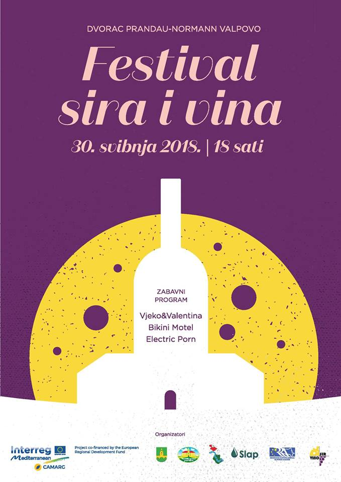 Festival sira i vina